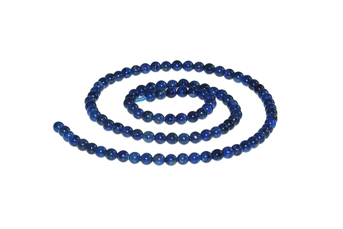Lapislazuli-4-12-mm-Kugeln-Edelsteine-Strang-Perlen-AAA-Qualitaet