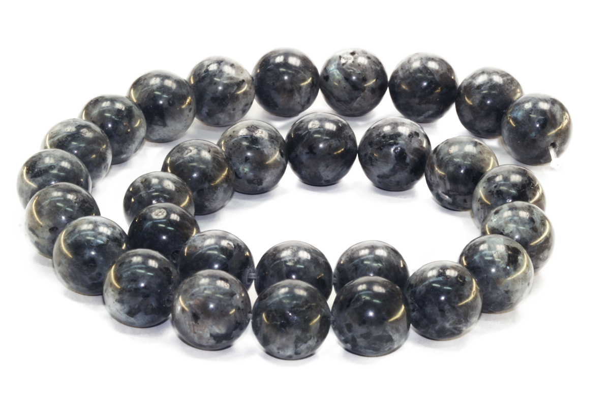 larvikit 4 16 mm schwarzer labradorit kugeln strang edelstein perlen g nstig ebay. Black Bedroom Furniture Sets. Home Design Ideas